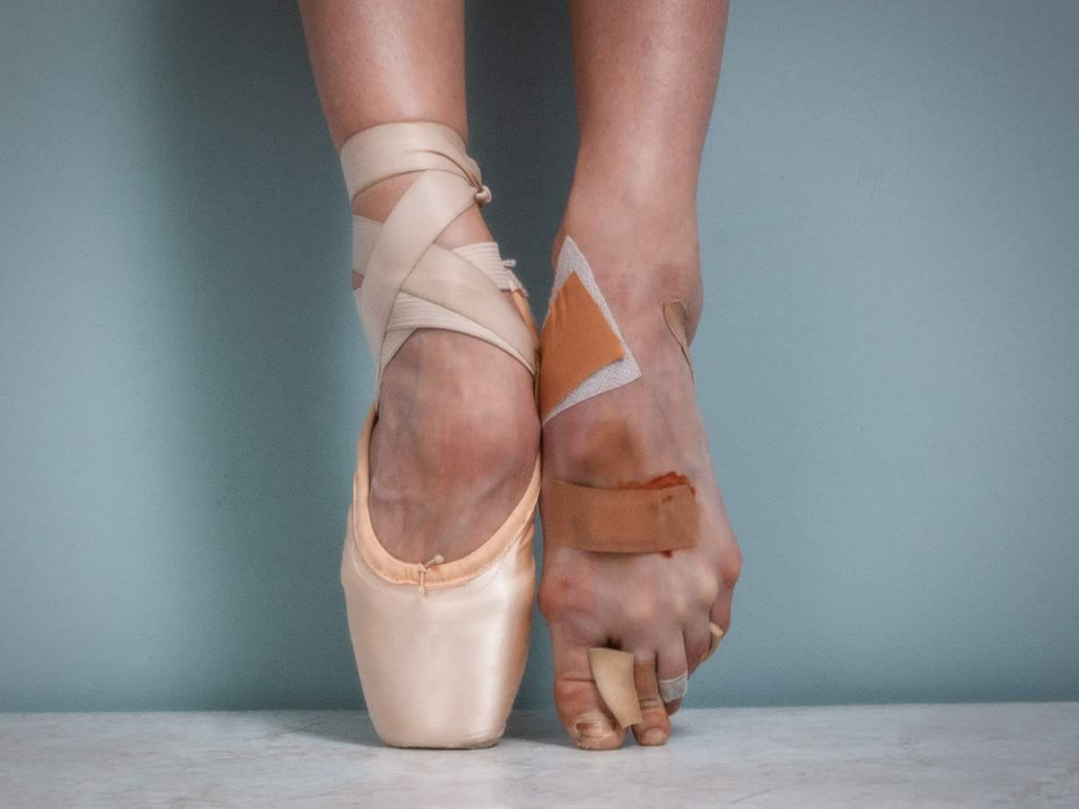 Part 1 of 3 – A Dancer's Feet, Foot Care for Dancers